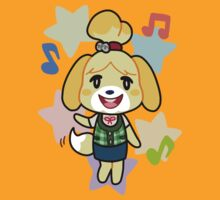 Isabelle of Animal Crossing by 2ll2l