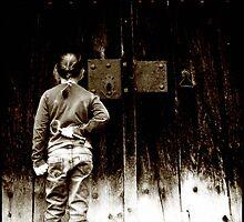 the door keeper by Marko Beslac