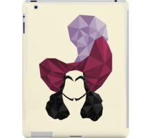 Disney Villains - Hook iPad Case/Skin