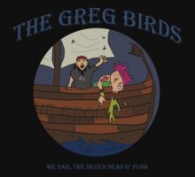 The Greg Birds - Seven Seas by coptheriotact