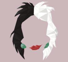 Disney Villains - Cruella  by mydollyaviana