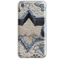 Star of David  in mosaic - Judaism iPhone Case/Skin
