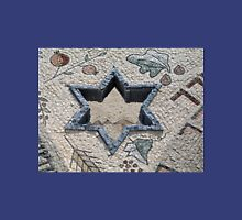 Star of David  in mosaic - Judaism Unisex T-Shirt