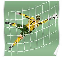 Goal keeper Poster