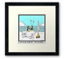 Romantic Framed Print