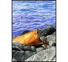 Waterside Photographic Print