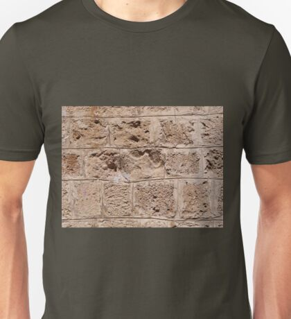 Old stone wall Unisex T-Shirt