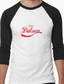 Enjoy Datsun JDM Men's Baseball ¾ T-Shirt