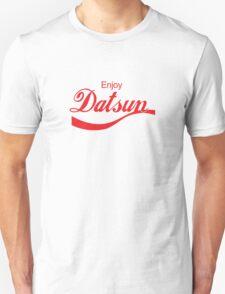Enjoy Datsun JDM Unisex T-Shirt