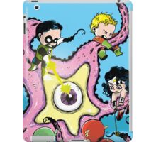 Justice League of America babies iPad Case/Skin