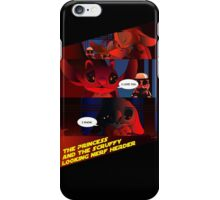 I love you - I know iPhone Case/Skin