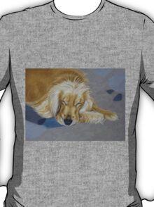 Sleeping Pet T-Shirt