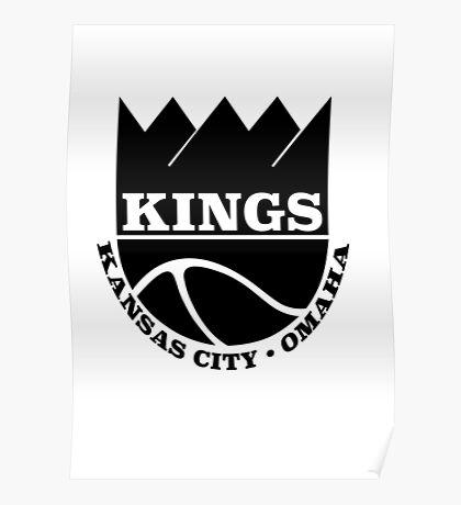 Kansas City Kings Omaha Poster