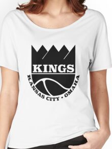 Kansas City Kings Omaha Women's Relaxed Fit T-Shirt