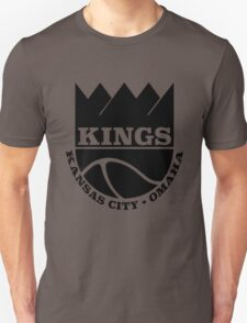 Kansas City Kings Omaha T-Shirt