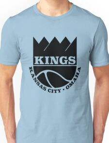 Kansas City Kings Omaha Unisex T-Shirt