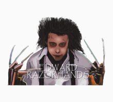 Edward Razorhands by Nornberg77