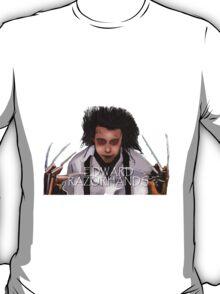 Edward Razorhands T-Shirt