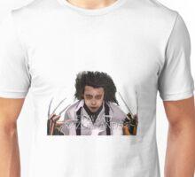 Edward Razorhands Unisex T-Shirt