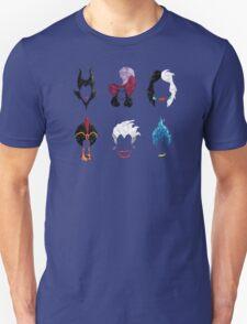 6 Villains T-Shirt