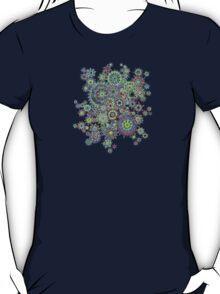 Rainbow Snow T-Shirt