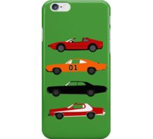 The Car's The TV Star iPhone Case/Skin