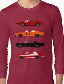 The Car's The TV Star Long Sleeve T-Shirt