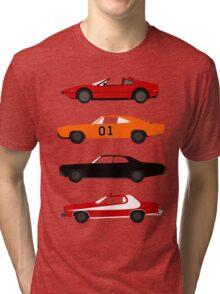 The Car's The TV Star Tri-blend T-Shirt