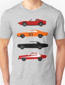 The Car's The TV Star Unisex T-Shirt