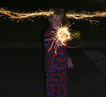 Sparklers by Karen Gough