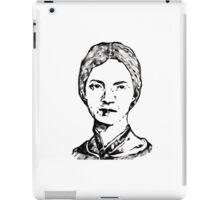 Emily Dickinson Digital Art Design iPad Case/Skin