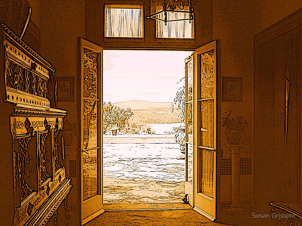 Out the Door by Susan Grissom