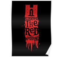 I Survived the Red Wedding Poster