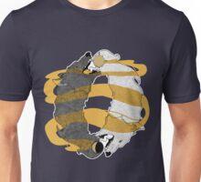 Golden Wolves  Unisex T-Shirt