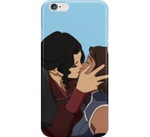 Korrasami kiss iPhone Case/Skin