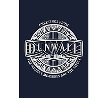 Greetings from Dunwall Photographic Print