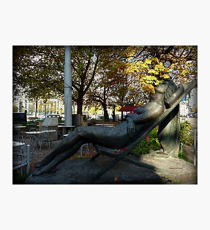 Just Relaxing Photographic Print