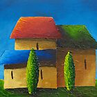House on the Hill 2 by Dean Williamson