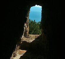 Little window by Peco Grozdanovski