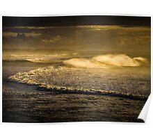 Bells Beach Dawn Poster
