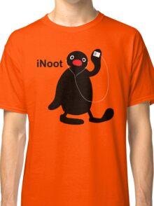 iNoot - Pingu iPod Silhouette Classic T-Shirt