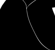 iNoot - Pingu iPod Silhouette Sticker