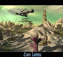 Crash Landing by Maylock