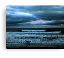 Rolling In... Canvas Print