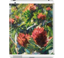 Off the beaten track (2012) Oil on canvas iPad Case/Skin