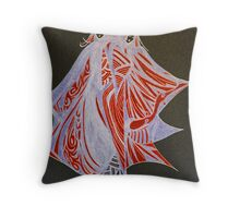 Dual Persuasion Throw Pillow