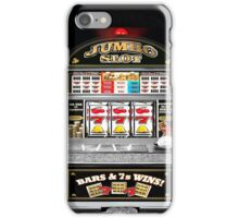 3D Slot Machine iPhone Case/Skin