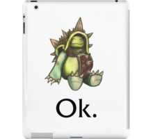 Rammus. iPad Case/Skin