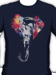 Elephant Art T-Shirt