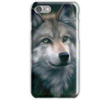 Grey Wolf iPhone Case/Skin